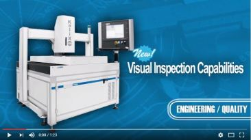 New Visual Inspection Capabilities Video